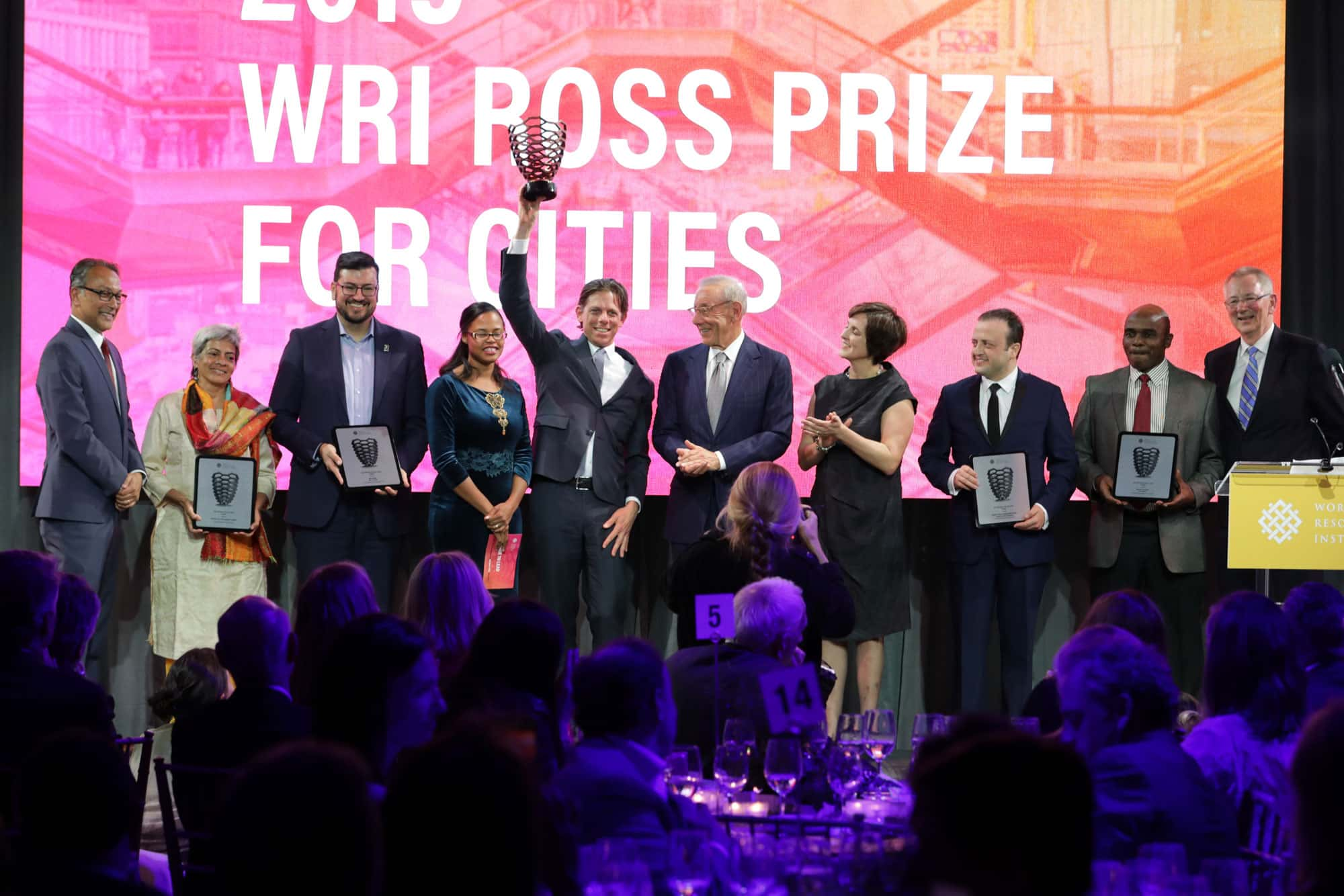 Home | WRI Ross Prize For Cities