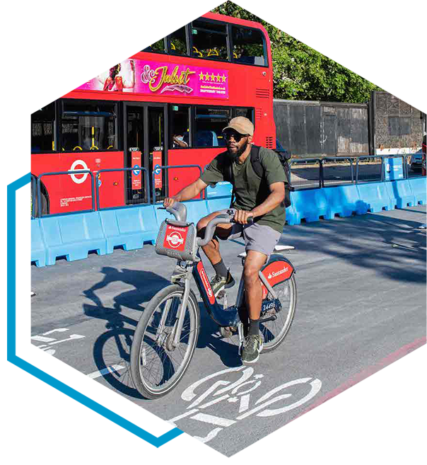 London's Ultra Low Emission Zone